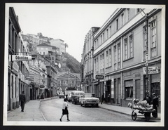 Valparaiso, Chile October 1964