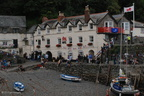 clovelly harbour6