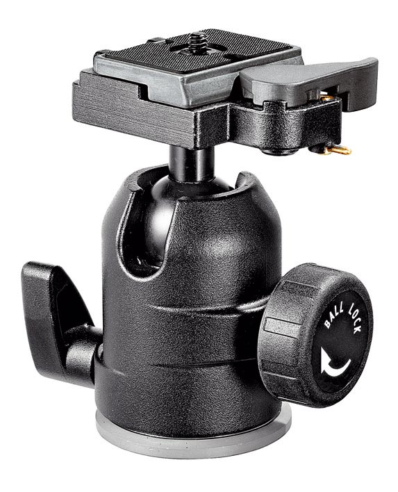 Manfrotto 488RC2 ball head